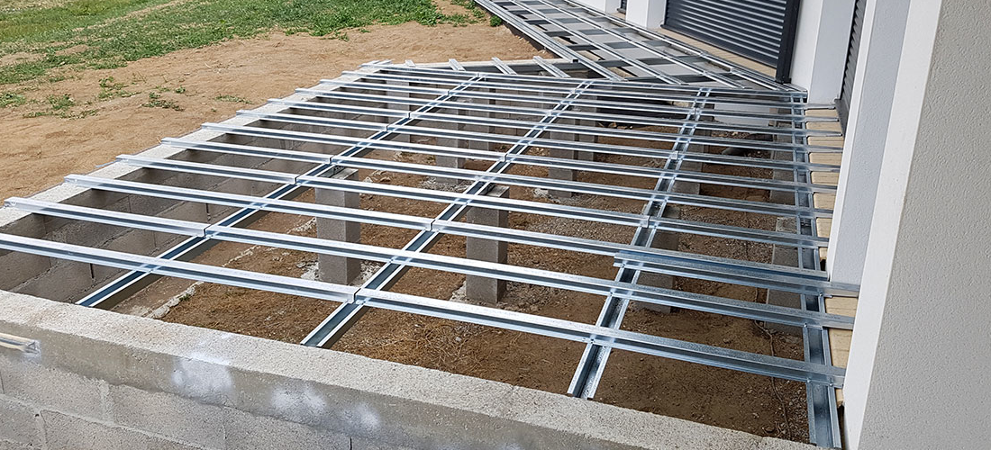 Pourquoi choisir une structure acier Terrassteel?